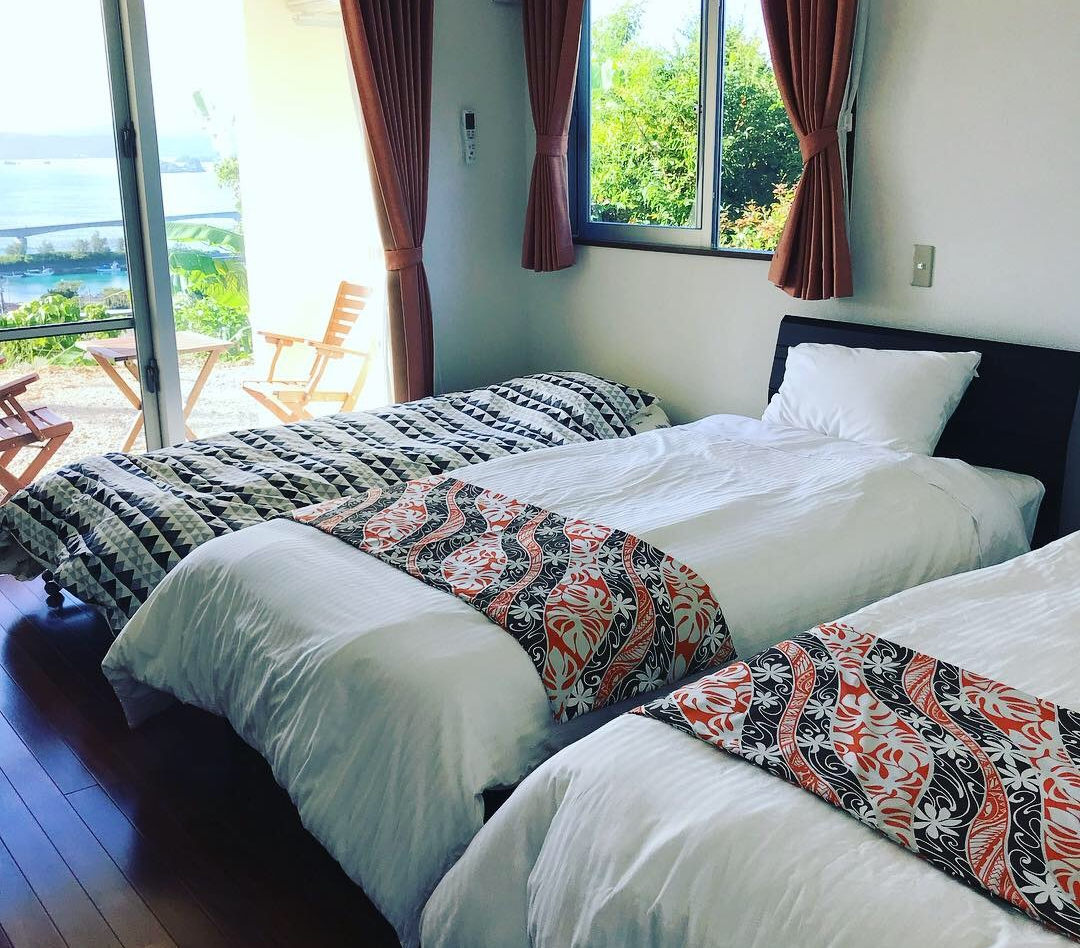 2ベッド+簡易ベッド