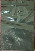 Black Zipper bag 4x6