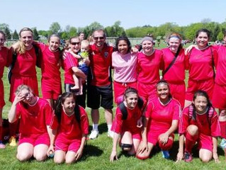 WYSC Teams Fare Well at Rock Soccer Clash Tournament