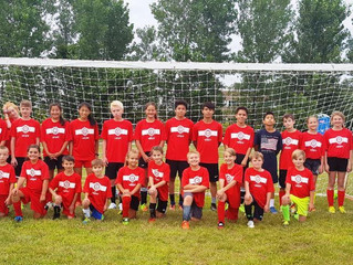 WYSC Hosts Chicago Fire Soccer Camp