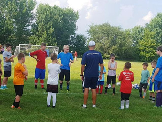 Chicago Fire Whitewater Summer Youth Soccer Camp Returning for 3rd Year!