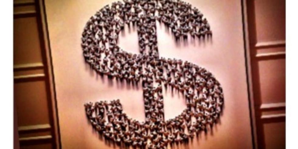 Workshop Dinheiro como valor pessoal - Online