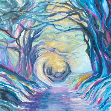 Forest Walks (by JulietHallART).jpg