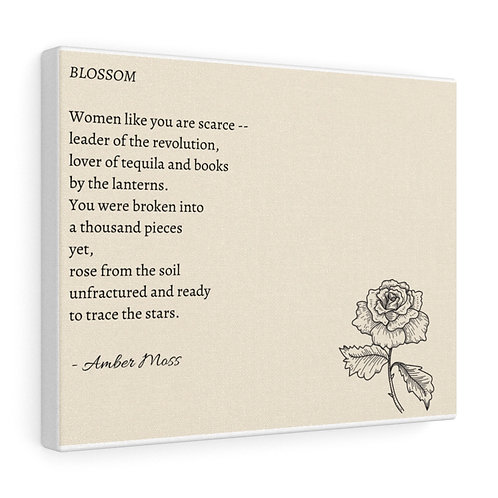 Blossom - Canvas