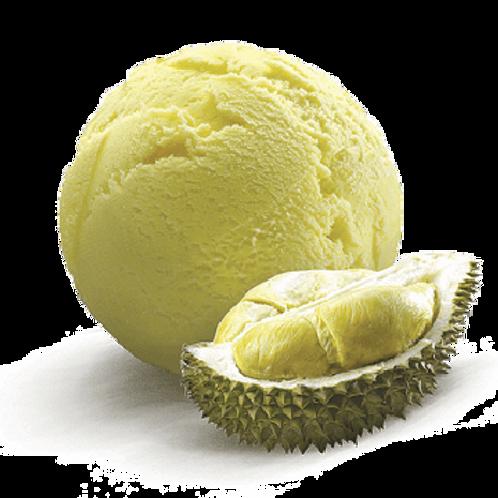 Musang King Durian Gelato