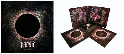 Locistellar - Leading Era (1 x LP Gatefold, Limited Edition)