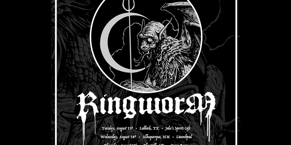 with Goatwhore, Ringworm