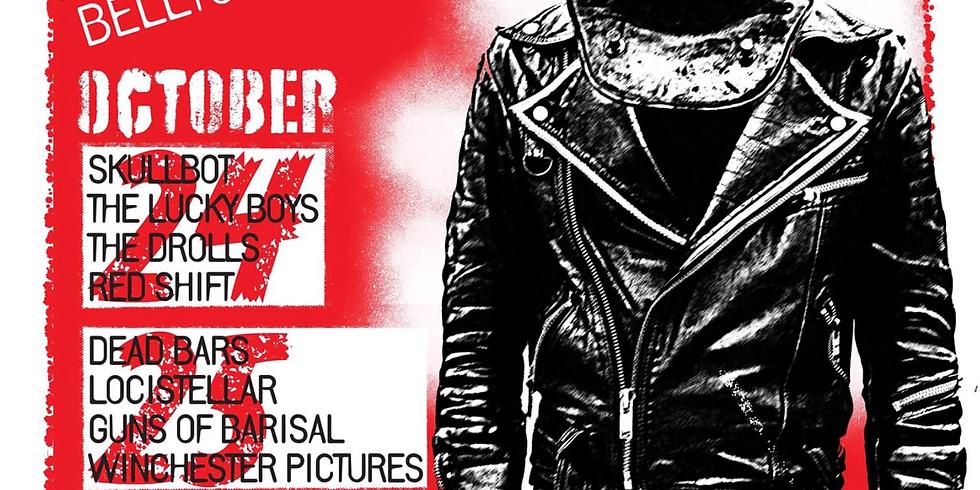 Punktoberfest DeadBars Tour Kick Off