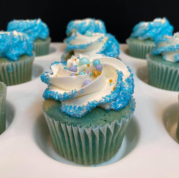 Bubble Gum Cupcake