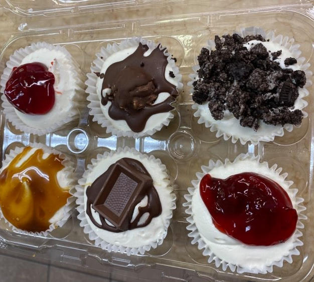 Cupcake Cheesecake