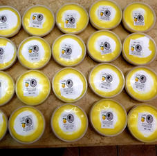 8oz Lemon Cheesecake