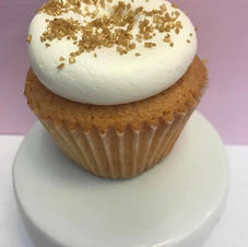 Cinnamon Swirl Cupcake