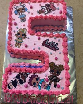 Shape Cakes