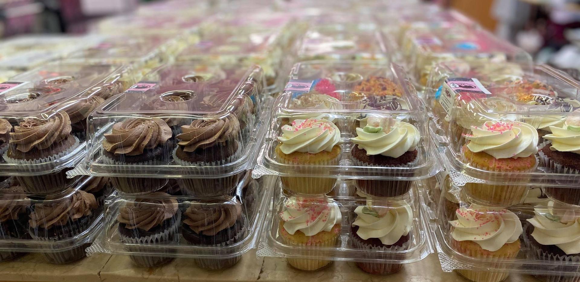 Retail / Wholesale Patty Cakes
