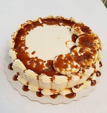 Creamy Caramel Cake