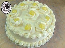lucious Lemon Cake