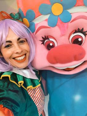 Trolls Party - Princess Poppy