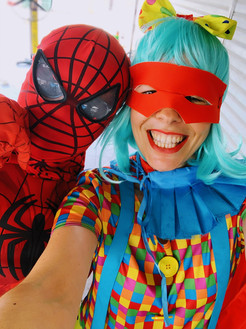 Adventuous Superheroes Party