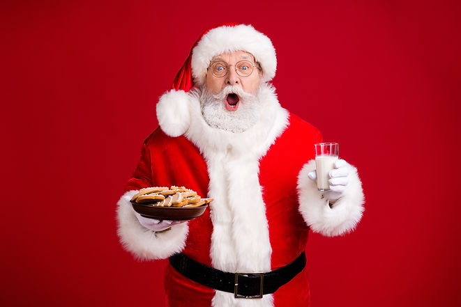 Breakfast with Santa in Malta on Christmas 2020