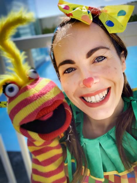 Kids birthday parties: Puppet show