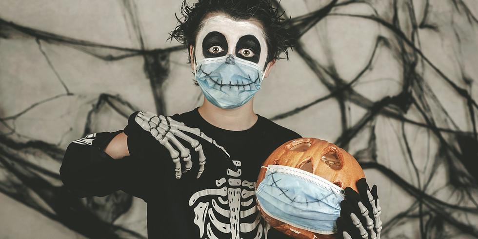 Spooks n' Giggles: 31st October 2020