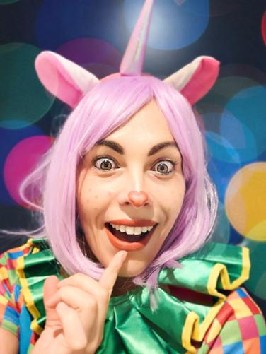 Unicorn party - Rainbow party