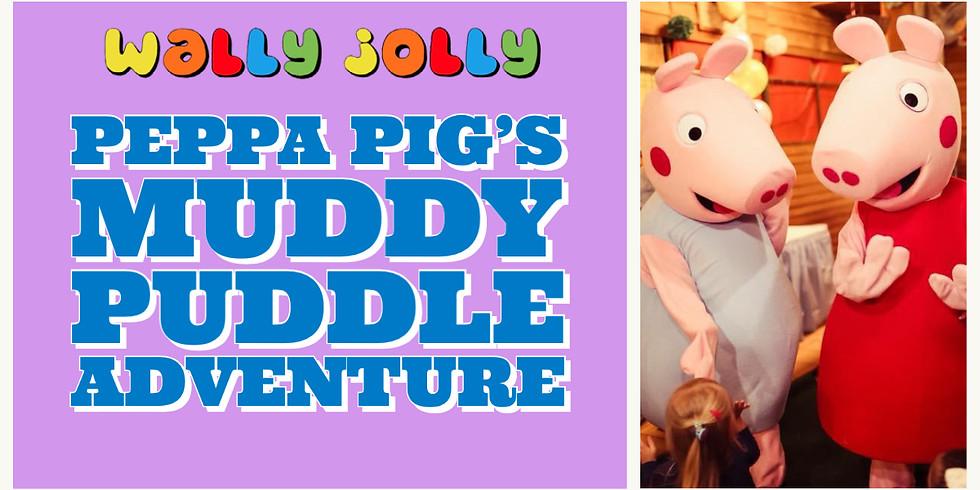 Peppa Pig's Muddy Puddle Adventure