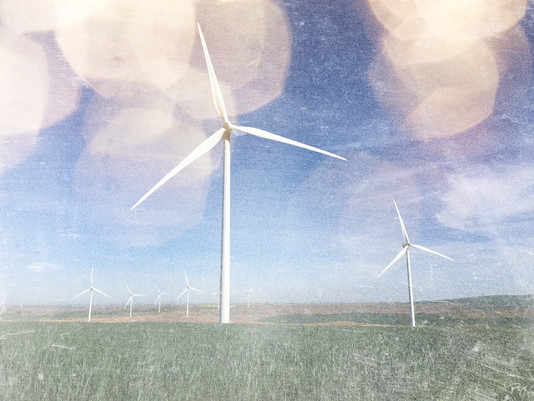 Windmill Bokeh