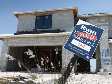 New Houses Are Still More Expensive Than Existing Homes, Despite What The Data Says