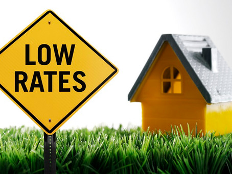 Mortgage Rates Has Been Their Lowest Since Halloween