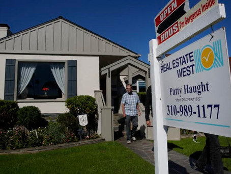 Mortgage Applications Jump To Highest Level in Over a Month,Borrowers Worry Lower Rates May Be Gone