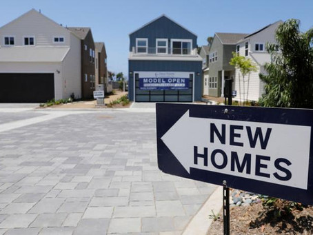 Home Purchase Applications Have Risen 54% Since Early April