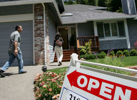 Home Prices Show Signs Of Recovery, Rising 4.3% In June, According To Case-Shiller Index