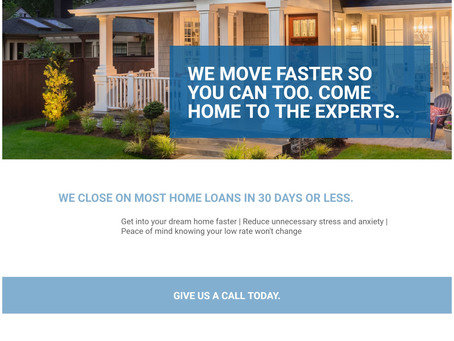 We Move Faster So You Can Too