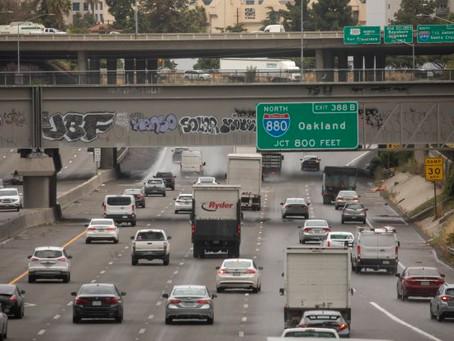 South Bay Drivers Concerned Over Massive Pothole On Highway 101
