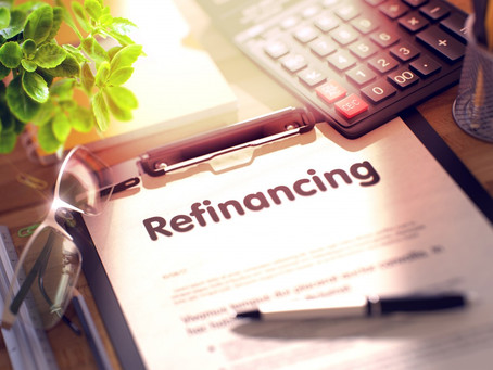 Weekly Mortgage Refinance Applications Rise, Even as Home Purchase Demand Falls.