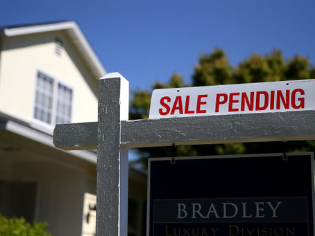 Pending Home Sales Surge For The Second Consecutive Month