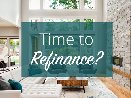 When Should You Refinance? The Best Time To Refinance! Why and  When?