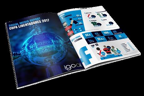 iGoal Social Media Report Libertadores 2017