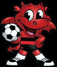 Mascote Pouso Alegre Futebol Clube