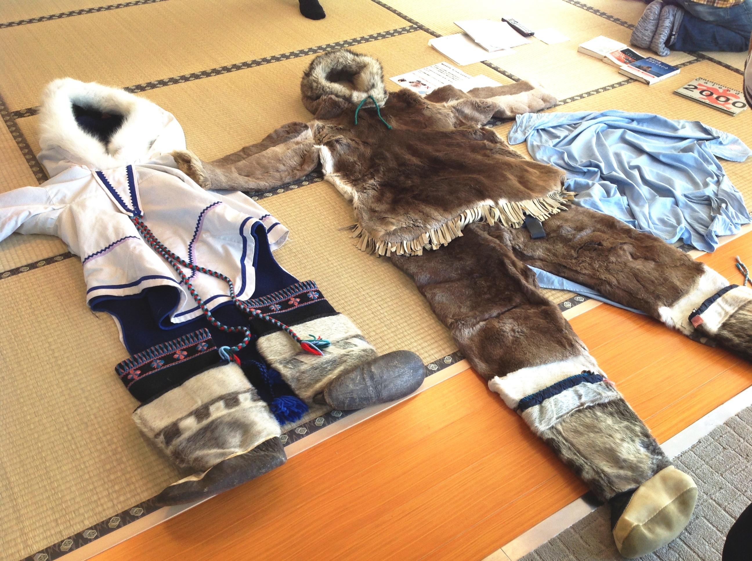 異文化共生 極北を生きるイヌイットに学ぶ