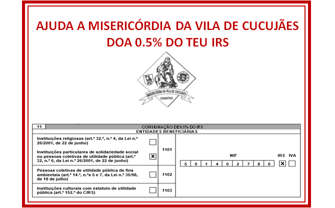 IRS Solidário 2021