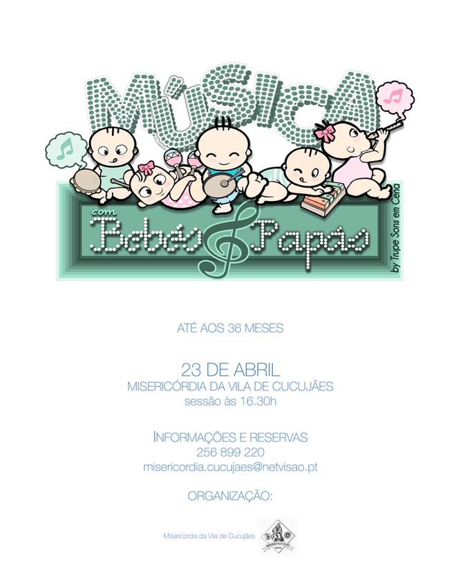 II Concerto de Música com Bebés e Papás