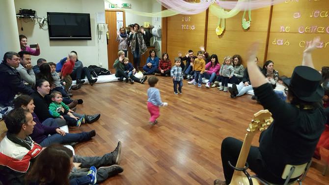 Música com Bebés & Papás