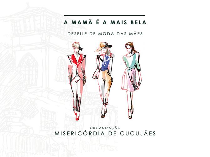 Dia de Mãe: Desfile de Moda
