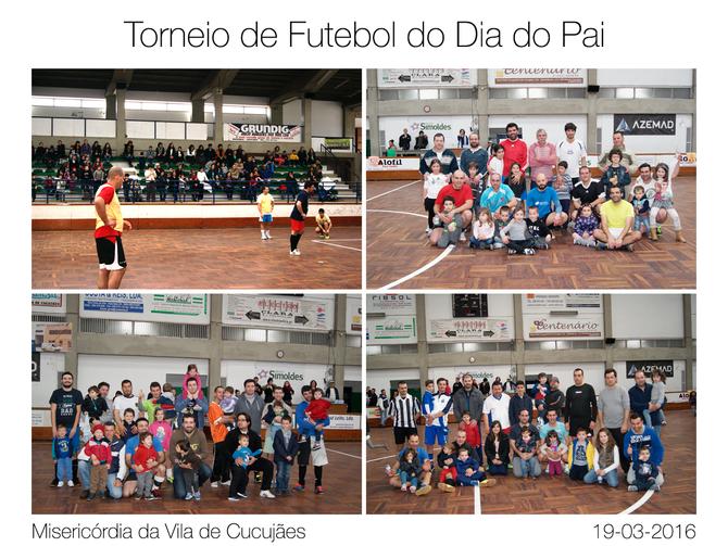 Torneio de Futebol do Pai