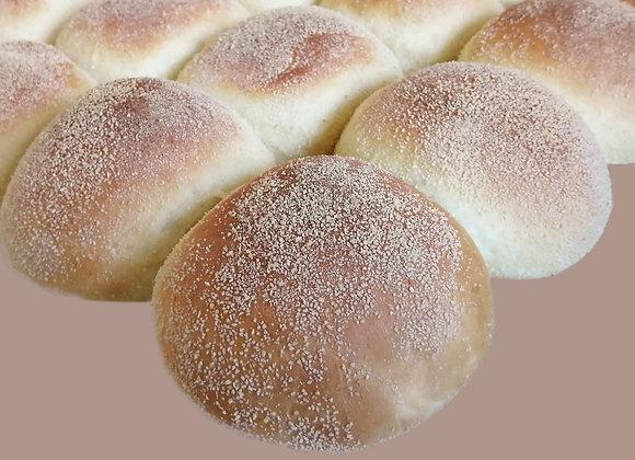 Vegan Pandesal (8 buns)
