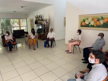 Comissão visita projeto da ASA com migrantes