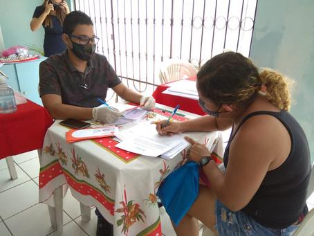 Início das entregas dos cartões de vale alimentação para famílias carentes da Grande João Pessoa