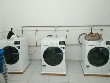 Projeto banho cidadão inicia suas atividades